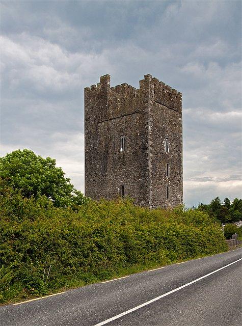 Glenquin Castle