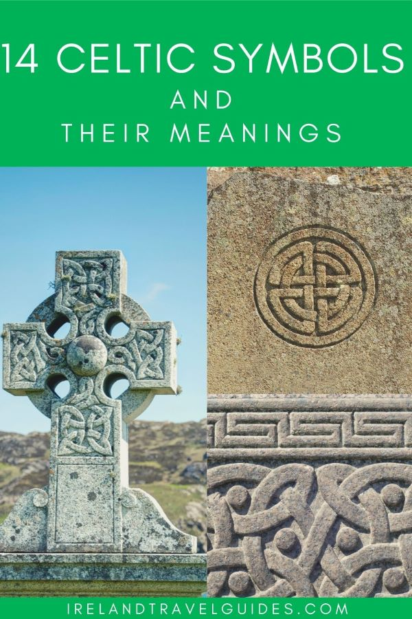 14 CELTIC SYMBOLS AND THEIR MEANINGS