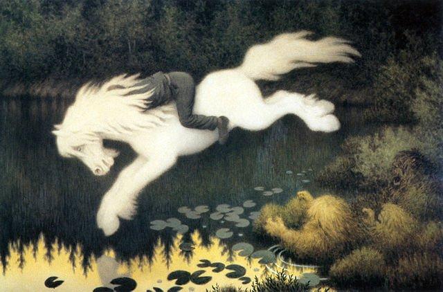 Kelpie - Evil Water Horse