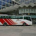 Bus Eireann busaras station