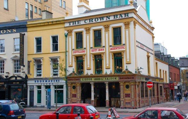 Crown Liquor Saloon, Belfast