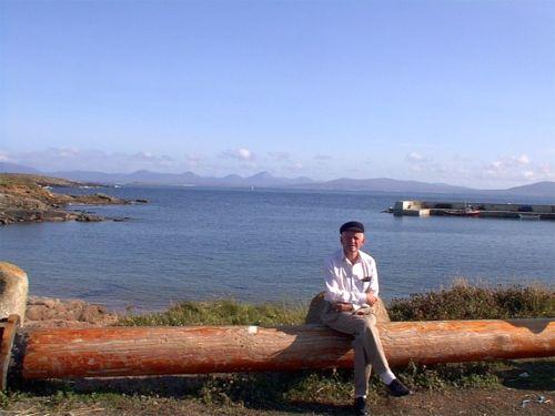 Patsaí Dan Mac Ruaidhrí, King of Tory Island