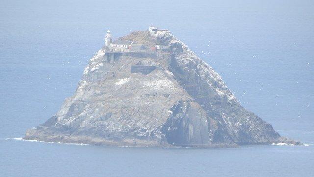 Bull Rock island