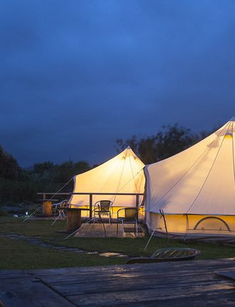 Glamping In Donegal: 7 Best Glamping Sites In Donegal